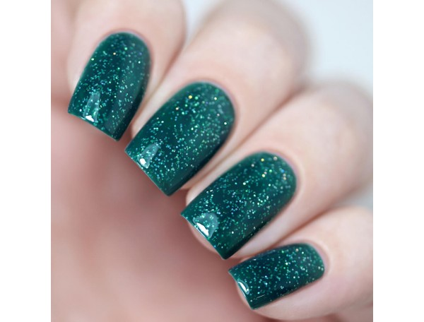 Sparkle Teal The End