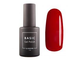 Гель-лак BASIC Эпический Красный