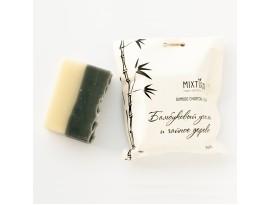 Мыло Бамбуковый уголь и чайное дерево