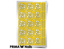 Трафарет Prima Nails Мозаика
