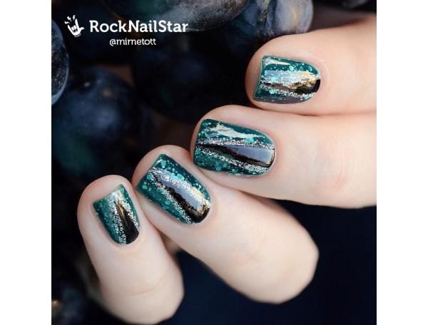 Трафарет Rocknailstar Звезды