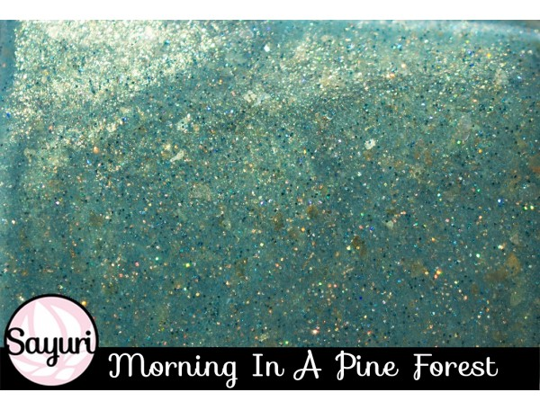 Morning In A Pine Forest *Exclusive*