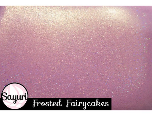 Frosted Fairycakes