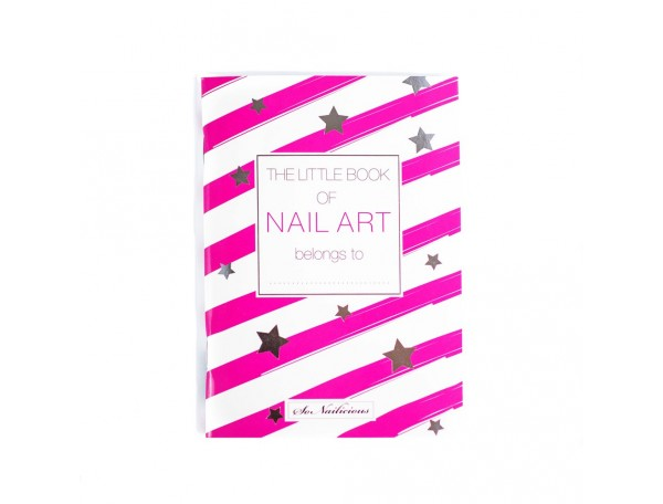 The Little Book Of Nail Art - Овал