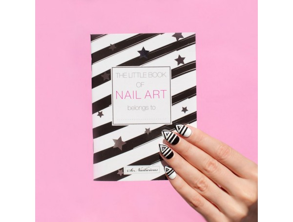 The Little Book Of Nail Art - Стилет